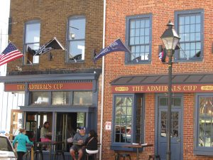 Admirals Cup, Fells Point, Baltimore Maryland